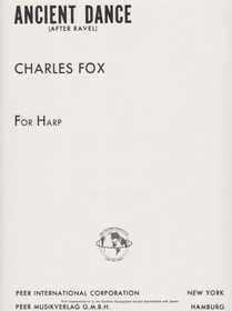 Fox, Ancient Dance (After Ravel)