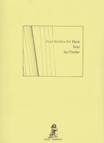 Fischer: Four Studies for Harp Solo