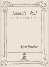 Fleischer: Serenade No. 1 for Vln & Hp