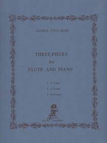 Foca-Rodi: Three Pieces for Flute and Harp