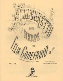 Godefroid, Allegretto Op. 190
