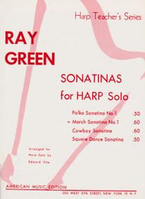 Green/Vito, Sonatinas for Harp
