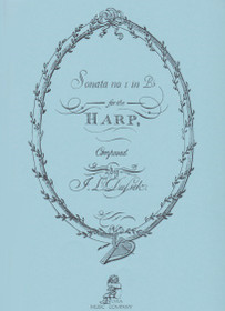 Dussek, Sonata No. 1 in B-flat for Harp