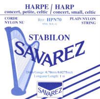 Savarez Nylon 1st Octave G