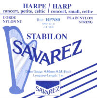 Savarez Nylon 2nd Octave D