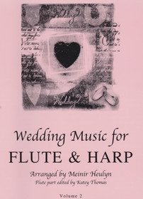 Heulyn: Wedding Music for Flute & Harp Volume 2