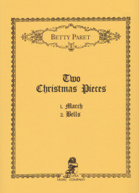Paret, Two Christmas Pieces