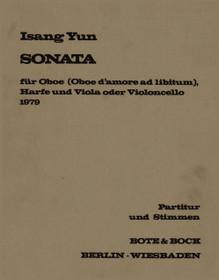 Yun: Sonata for Oboe, Harp, Viola and Cello