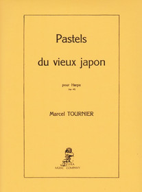 Tournier: Pastels de Vieux Japon (Pastels of Old Japan)