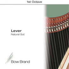 Bow Brand Lever Gut: 1st Octave Complete
