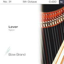 Lever Nylon String, 5th Octave C