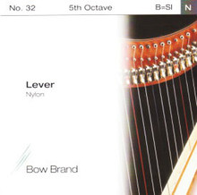 Lever Nylon String, 5th Octave B