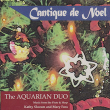 The Aquarian Duo: Cantique de Noel