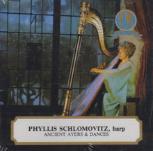 Schlomovitz: Ancient Ayers & Dances (CD)
