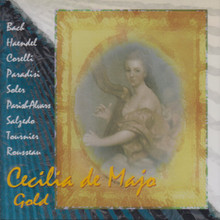 Cecilia de Majo: Gold (CD)