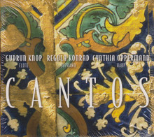 Oppermann: Cantos (CD)