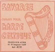 Savarez Celtic Harp Wire 6th Oct B (Aziliz JC35)