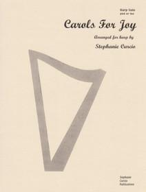Curcio: Carols,  for Joy (For Harp Solo)