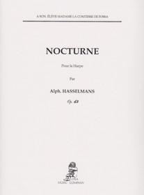 Hasselmans, Nocturne