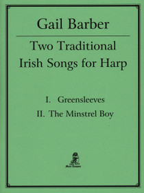 Barber, Two Traditional Irish Songs for Harp