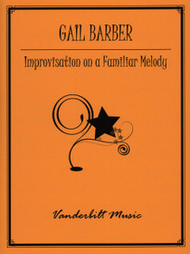Barber: Improvisation on a Familiar Melody