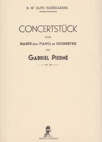 Pierne, Concertstuck, Op. 39 (Piano Reduction)