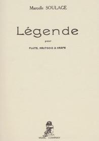Soulage: Legende for Flute, Oboe and Harp