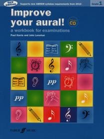 Harris/Lenehan: Improve Your Aural!  Grade 1