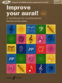 Harris/Lenehan: Improve Your Aural!  Grade 3
