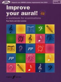 Harris/Lenehan: Improve Your Aural!  Grade 4