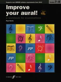Harris/Lenehan: Improve Your Aural!  Grades 7-8
