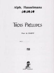 Hasselmans: Trois Preludes, No. 2