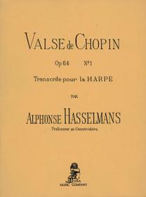 Chopin/Hasselmans: Valse de Chopin Op. 64 No. 1