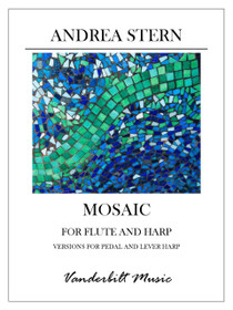 Stern: Mosaic for Flute and Harp