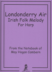 Cambern: Londonderry Air, Irish Folk Melody for Harp