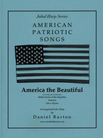 Burton, America the Beautiful (Solo Harp) (Digital Download)