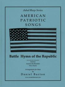BURTON, BATTLE HYMN OF THE REPUBLIC (SOLO HARP) (DIGITAL DOWNLOAD)