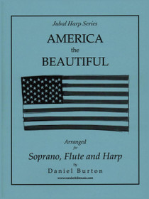 Burton: America the Beautiful (Soprano, Flute and Harp)