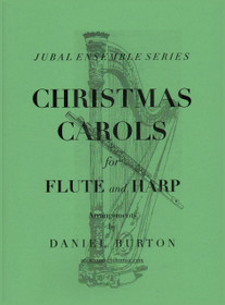 Burton: Christmas Carols for Flute and Harp