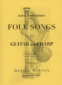 Burton: Folk Songs for Guitar and Harp, Volume 1
