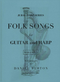 Burton, Folk Songs for Guitar and Harp, Vol. 2 (DIGITAL DOWNLOAD)