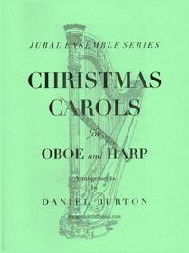Burton: Christmas Carols for Oboe and Harp