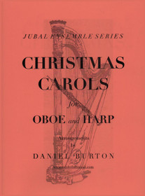 Burton, Christmas Carols for Oboe and Harp (DIGITAL DOWNLOAD)