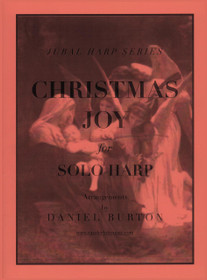 Burton, Christmas Joy for Solo Harp (DIGITAL DOWNLOAD)