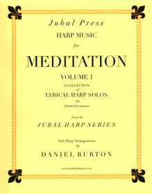 Burton: Harp Music for Meditation, Volume 1