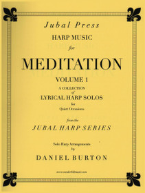 Burton, Harp Music for Meditation, Vol. 1 (DIGITAL DOWNLOAD)