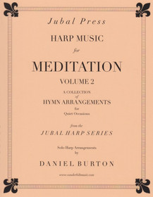 Burton, Harp Music for Meditation, Vol. 2 (DIGITAL DOWNLOAD)
