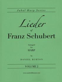 Burton: Lieder of Franz Schubert Volume 2 (Digital Download)