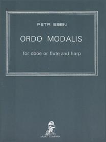 Eben, Ordo Modalis for Oboe or Flute and Harp