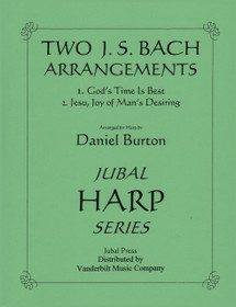 Bach/Burton: Two J.S. Bach Arrangements (Digital Download)